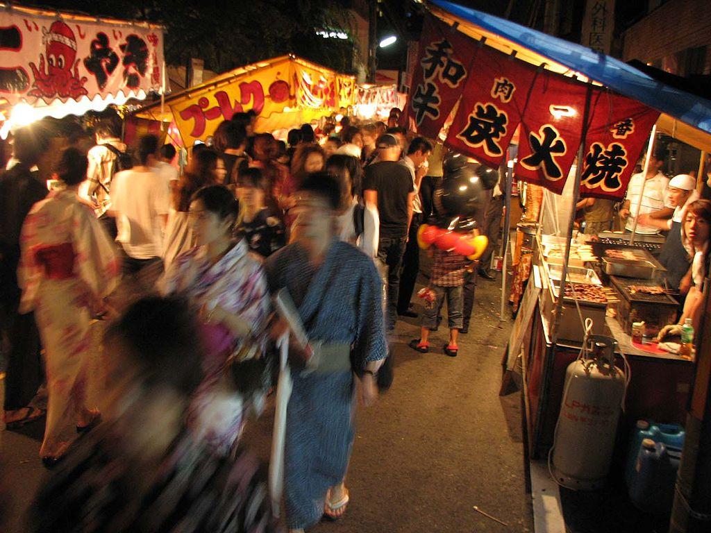 Festival Gion de Kioto