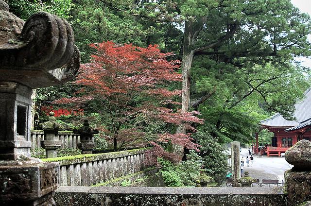 Imagen del Parque Natural de Nikko Japón