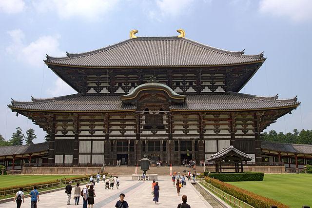 Templo Todai en Nara