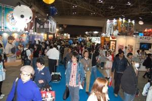¡Feria Internacional de Anime de Tokio!