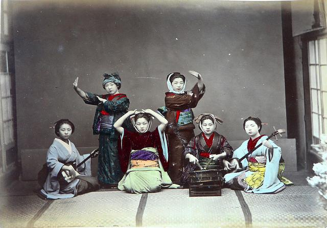 imagen de Japón en 1890