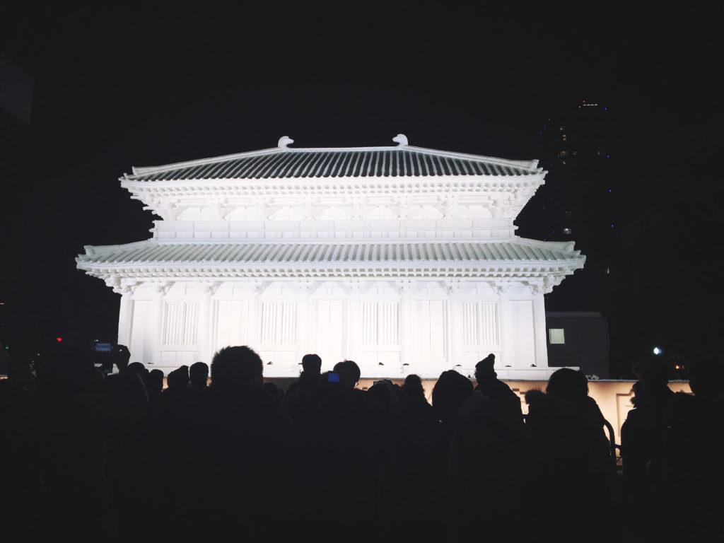 Sapporo Yuki Matsuri ? El festival de la nieve